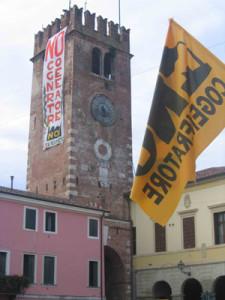La Manifestazione del 31/10/2004